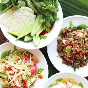 藍帶泰國分校泰式料理課程